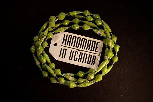 Handmade Ugandan Necklace (AA003)