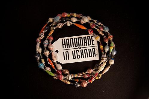 Handmade Ugandan Necklace (AA008)
