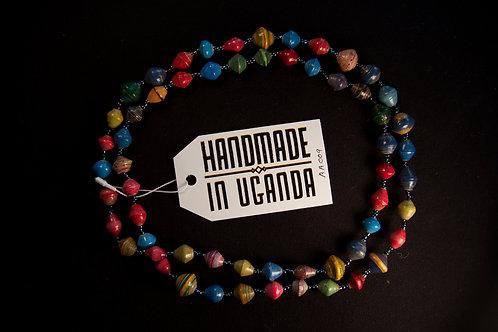 Handmade Ugandan Necklace (AA009)