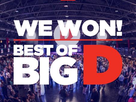 Sage Massage Studio won Best Massage in Dallas from D Magazine!