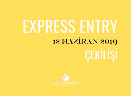 Express Entry Minimum Skoru: 465