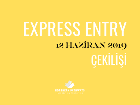 Express Entry Minimum Skoru: 465