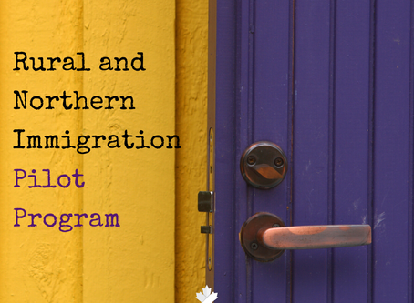Two Communities Started Accepting Applications Under Rural and Northern Immigration Pilot Program