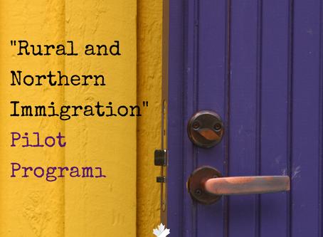 """""""Rural and Northern Immigration"""" Pilot Programı Kapsamında İki Bölge Başvuru Kabulüne Başladı"""