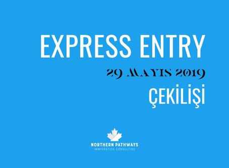 Express Entry Minimum Skoru: 470