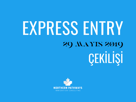 Express Entry Minimum Skoru: 470