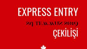 Express Entry Minimum Skoru - 459
