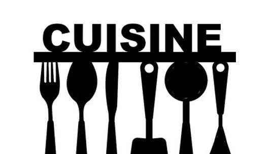 """Décoration murale """"Cuisine"""""""