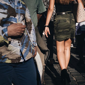 Camouflage vs. Camouflage _#streetlife_a