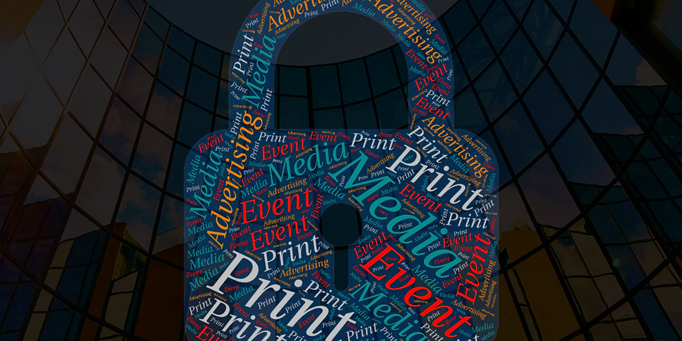 WEBINAR: PDPA Advisory for the Print, Advertising, Media and Events Industries