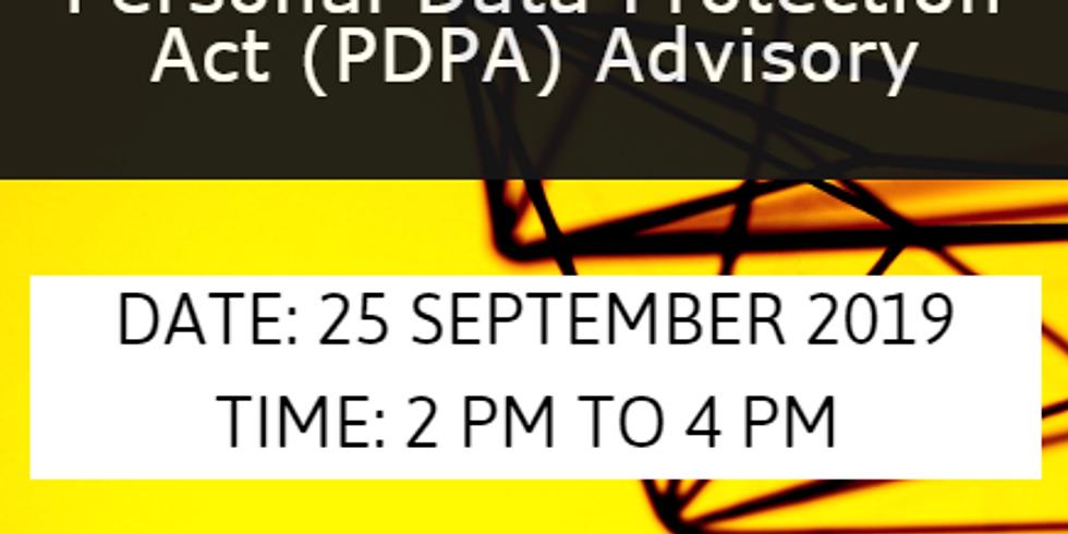 Personal Data Protection Act (PDPA) Advisory (Seminar)