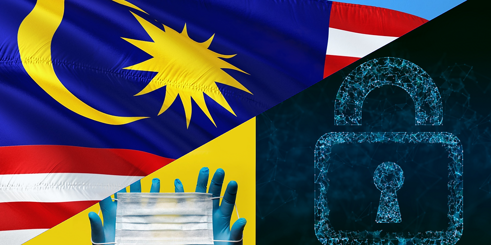 WEBINAR: Data Privacy Tips for Malaysia's Movement Control Order (MCO)
