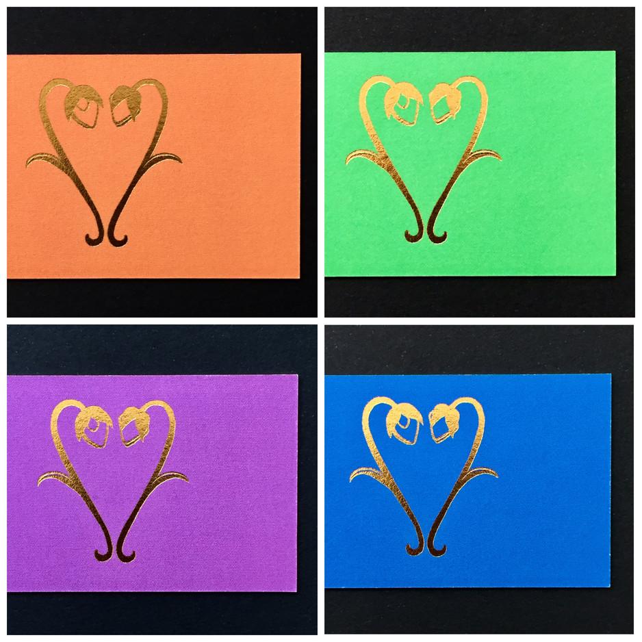 A Botanical Touch: Custom Logo Design