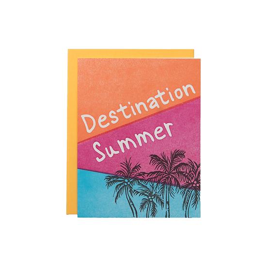 Destination Summer