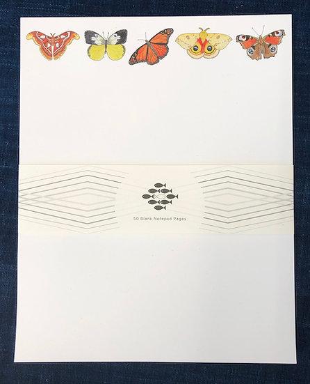 Lepidoptera Notepads