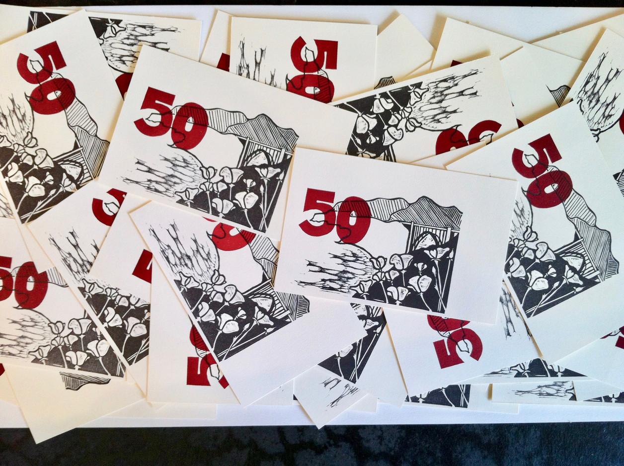 A Half a Century: Celebrating 50 Years of Doug!