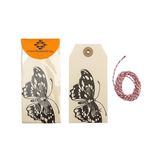 Butterfly Gift Tag Pack