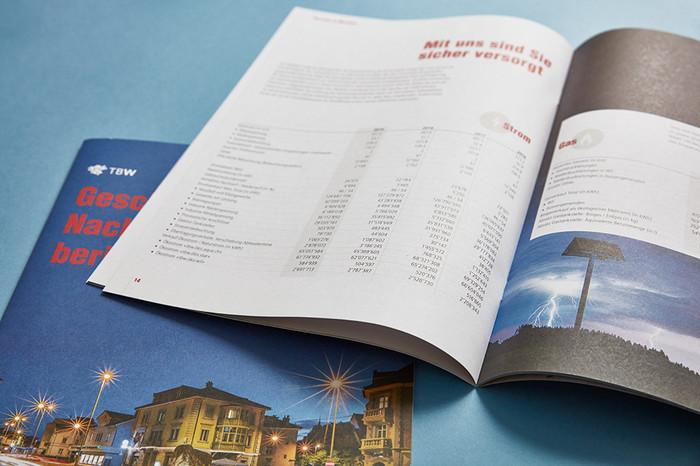 Geschäfts- und Nachhaltigkeitsbericht / Technische Betriebe Wil