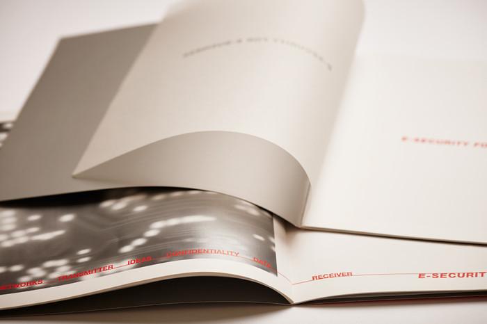 Broschüre / Secude, Softwarelösungen für Datensicherheit