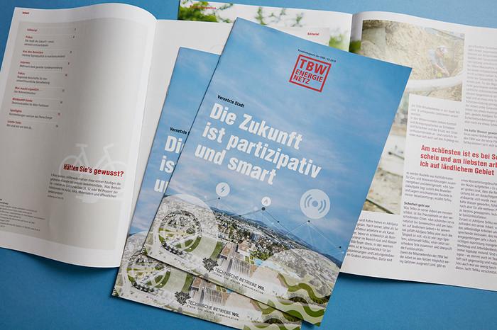 Magazin / Technische Betriebe Wil, EnergieNetz