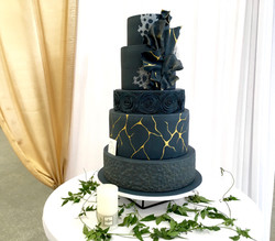 Salon du Mariage Thuir 2019 - Stand CAKE A P'ART Wedding Cake