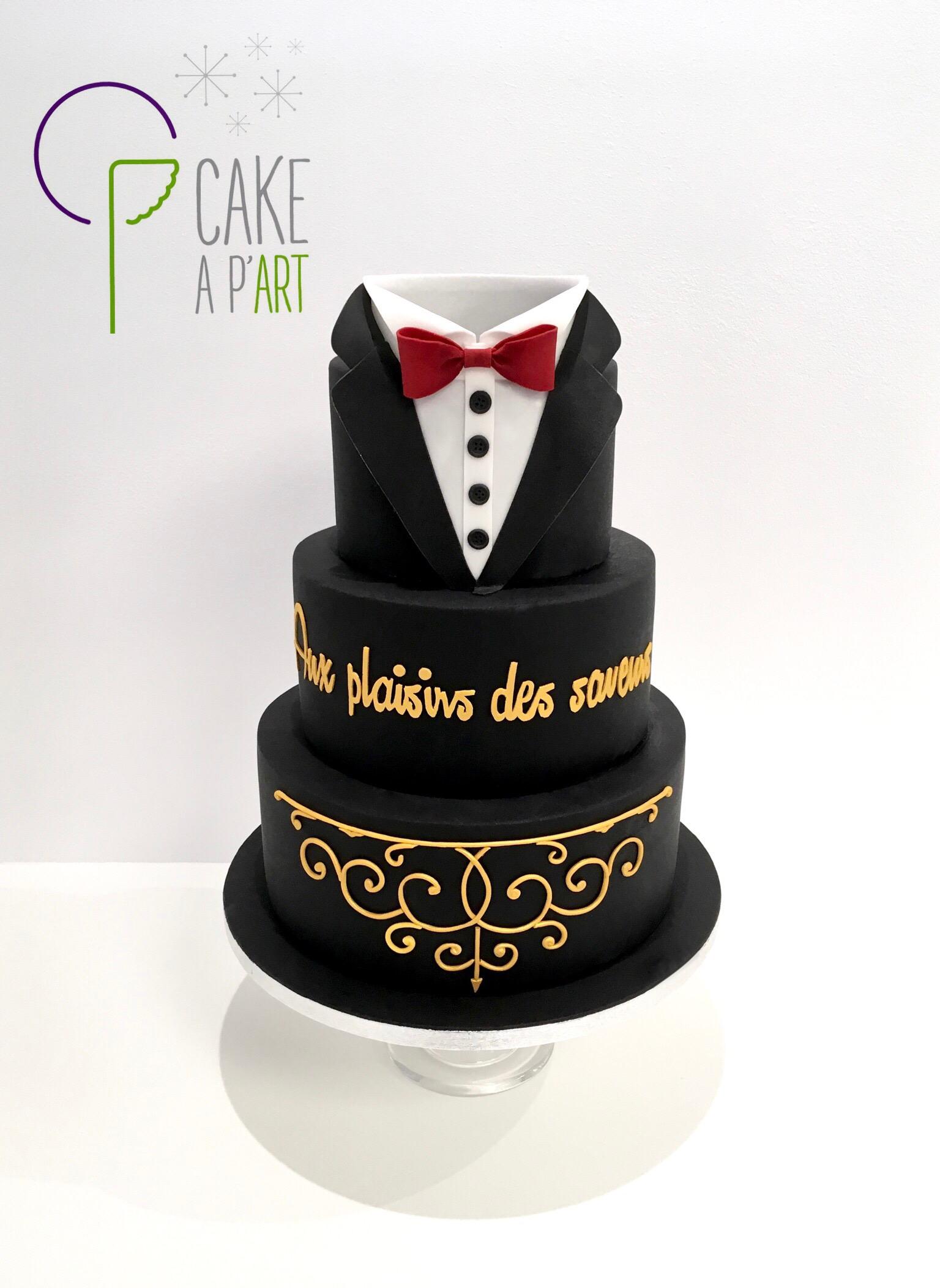 Gâteau Evènement Pro Cakeapart