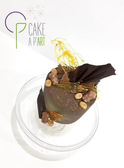 gateau-anniversaire-chocolat-nude-cake-eclat caramel