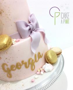 Décor modelage en sucre gâteaux personnalisés - Anniversaire Thème gourmandises