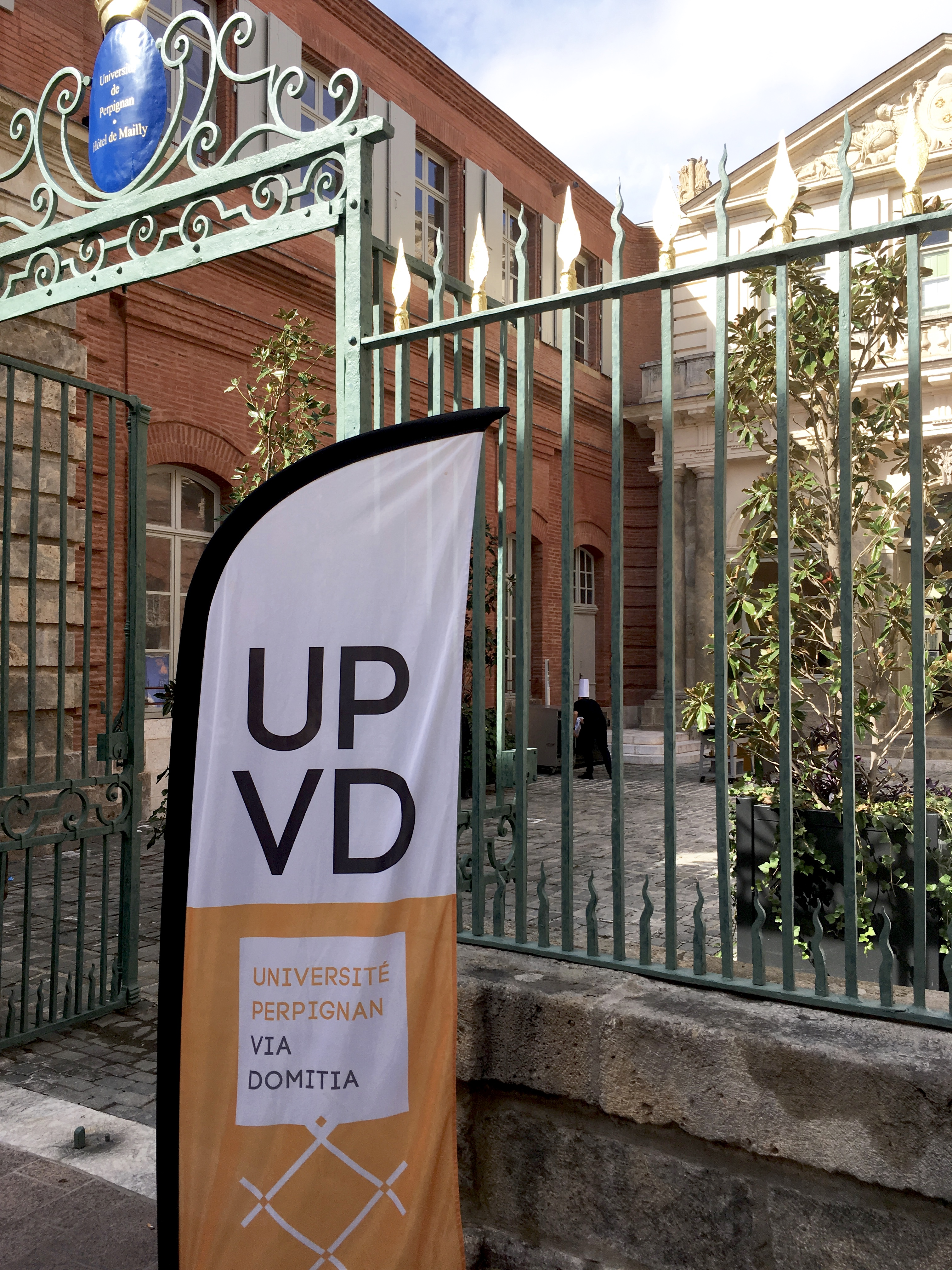 Gâteaux Food Marketing Entreprise - Sablés personnalisés logo Evènement In'Days Université Perpignan