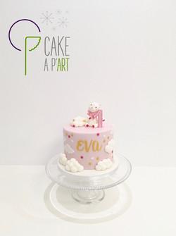 - Gâteau personnalisé anniversaire enfant - Thème Ourson