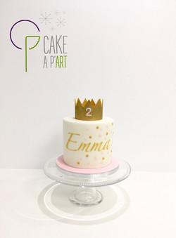 - Gâteau personnalisé anniversaire enfant - Thème Princesse