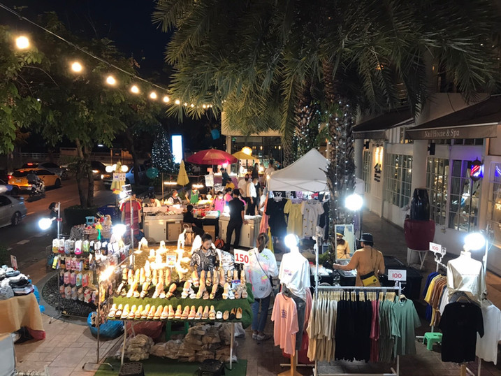 OASIS NIGHT MARKET