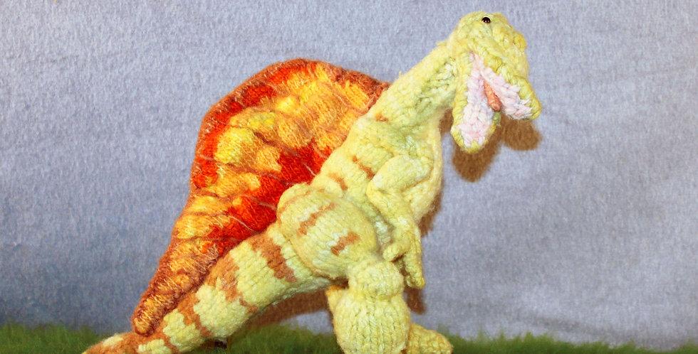 Shelby the Spinosaurus