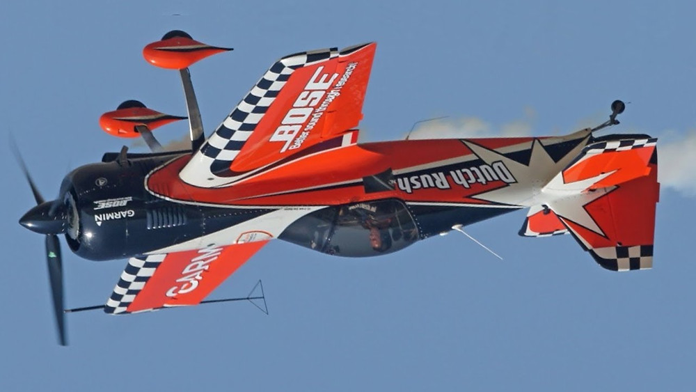 Dutch Rush Aerobatics