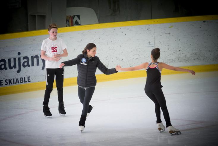 Stage Nathalie Péchalat 2018