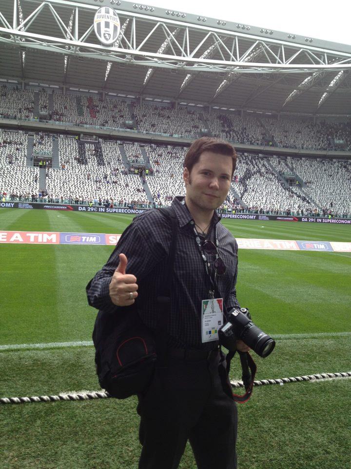 JuventusStadiumFilming