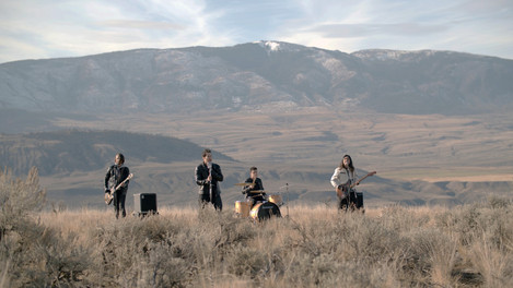 New Music Video shot in Ashcroft desert