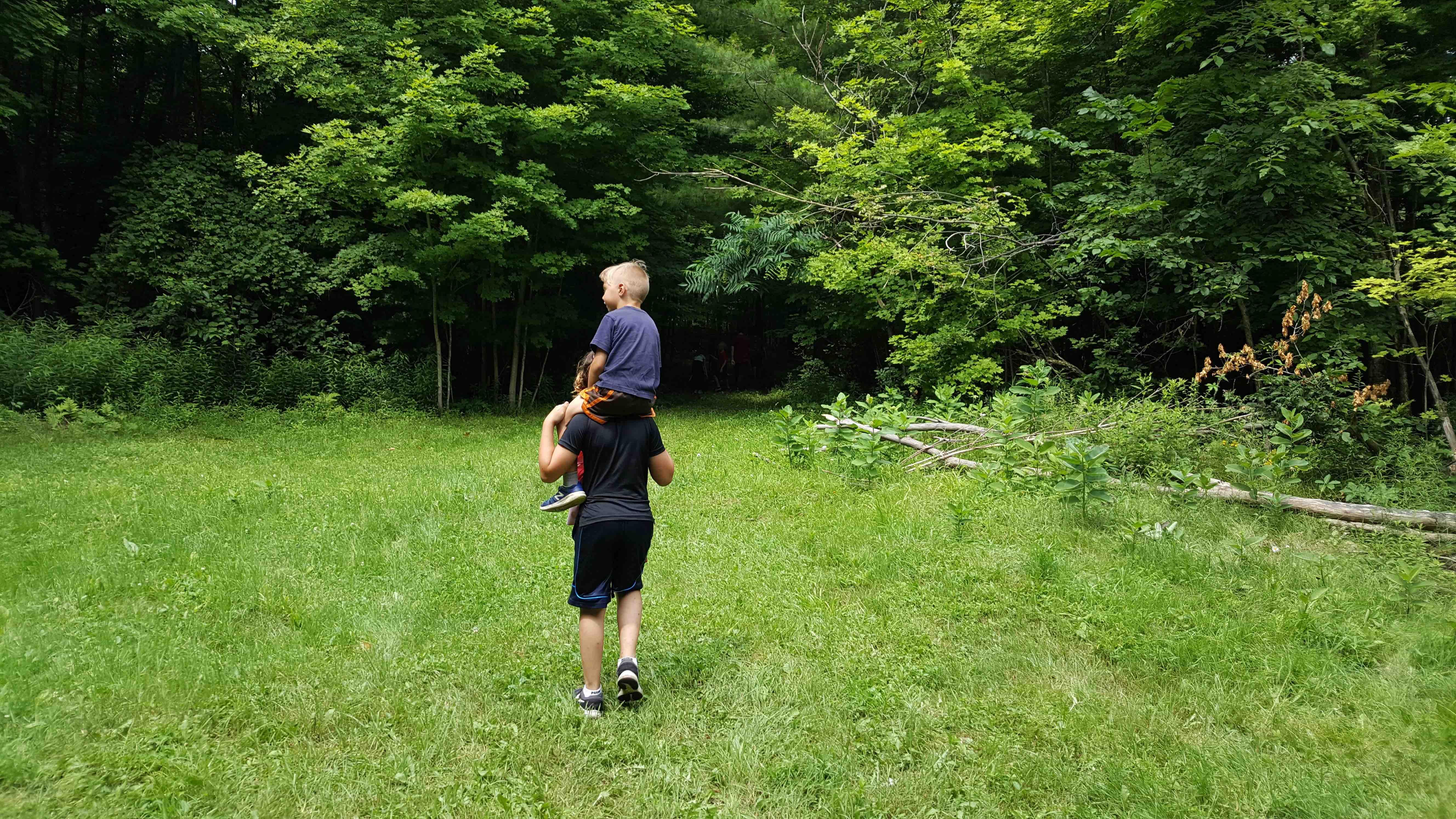 Friendship at Camp Celiac