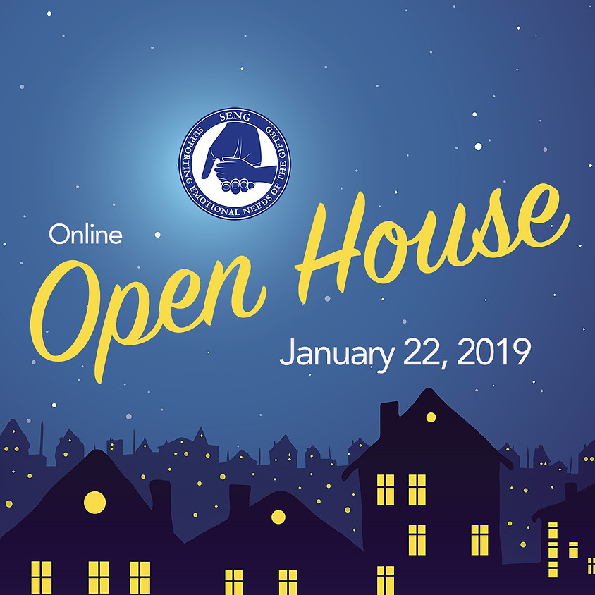 Online Open House: SOLD OUT