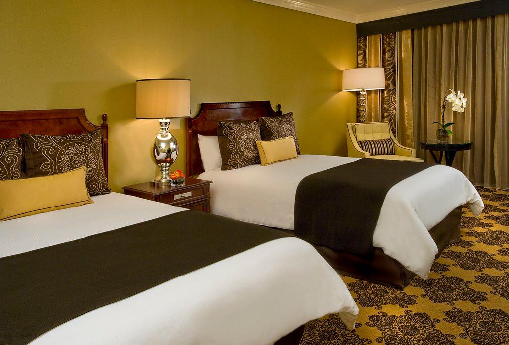 Omni Houston Hotel Double Hotel Room