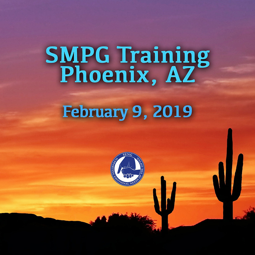 SMPG Training - SOLD OUT