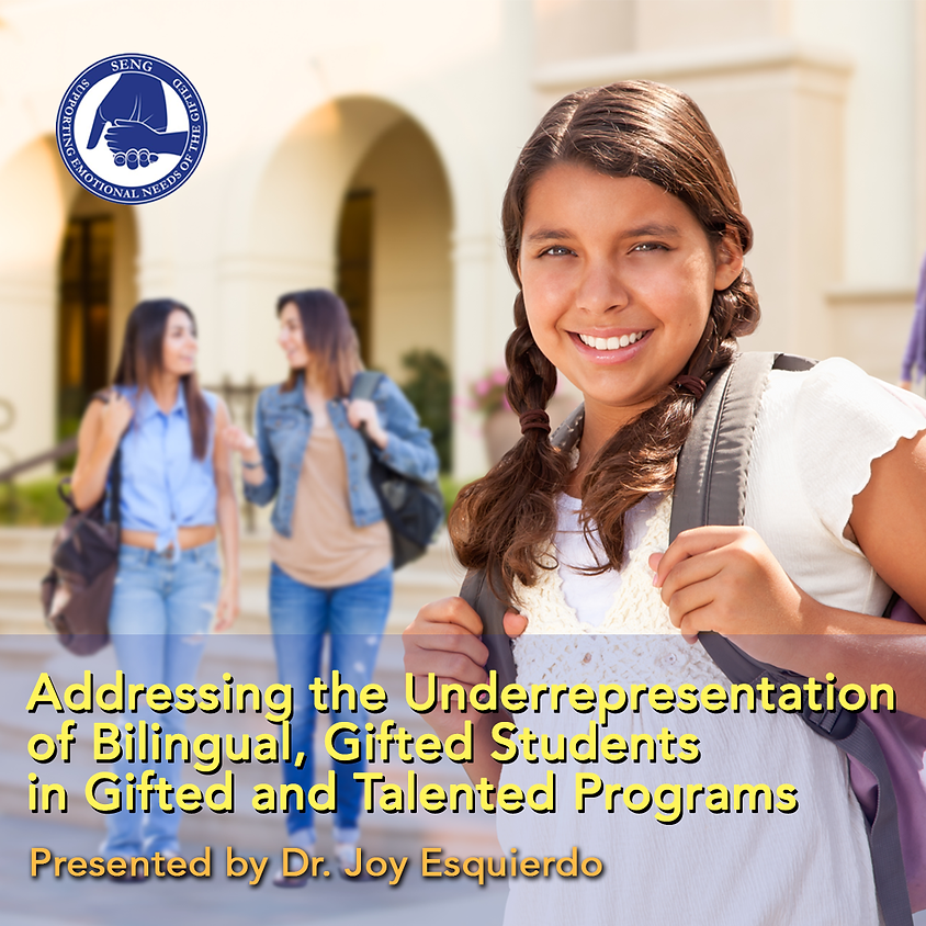 Addressing the Underrepresentation of Bilingual, Gifted Students in Gifted and Talented