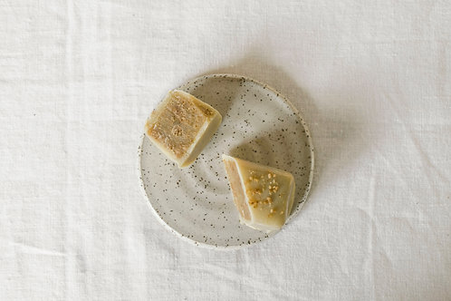 חטיף עוגת גבינה ופירורים