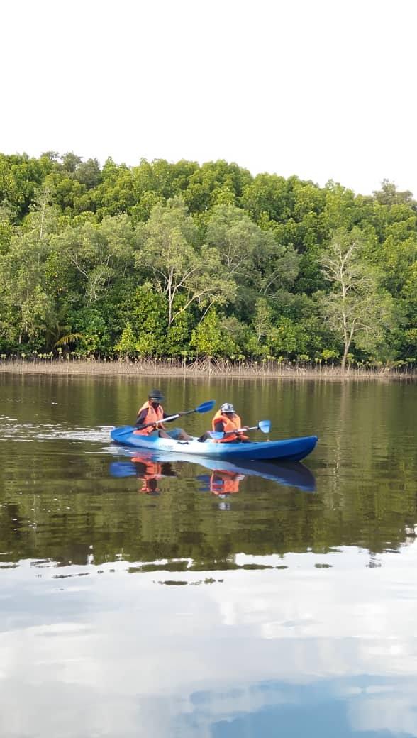 River Kayak Tour  (2 hours)