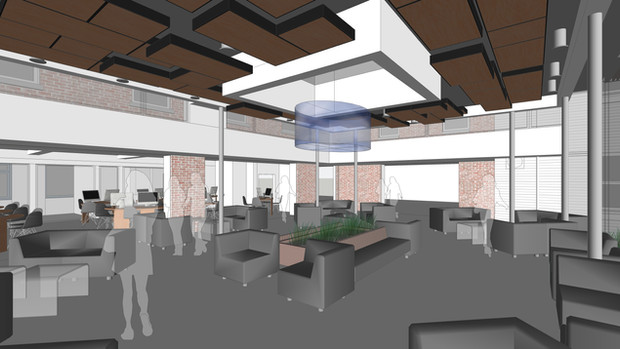 6th form centre works under way