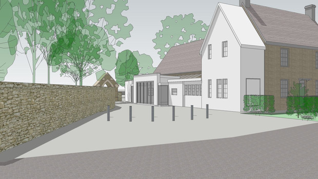 Church centre improvements to be submitted for listed building consent