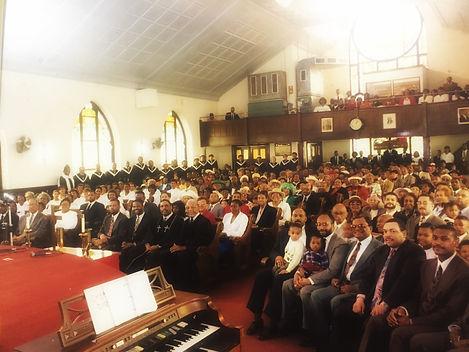 Nazarene Baptist Church