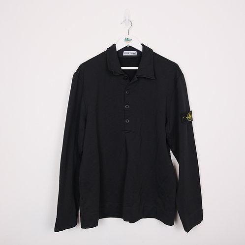 Stone Island Collared Sweater (L)