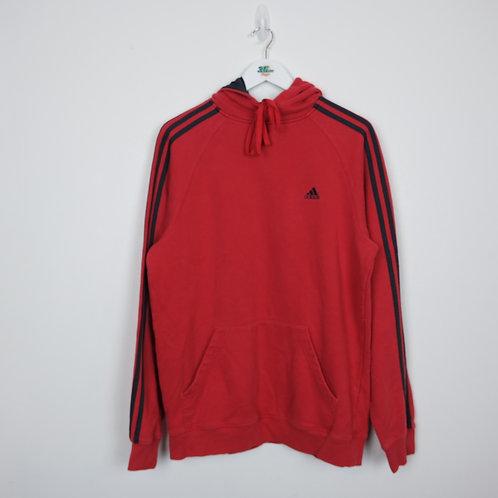 Adidas Essential Red Hoodie (L)