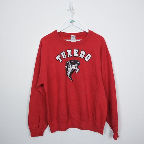 Tuxedo Sweater (L)